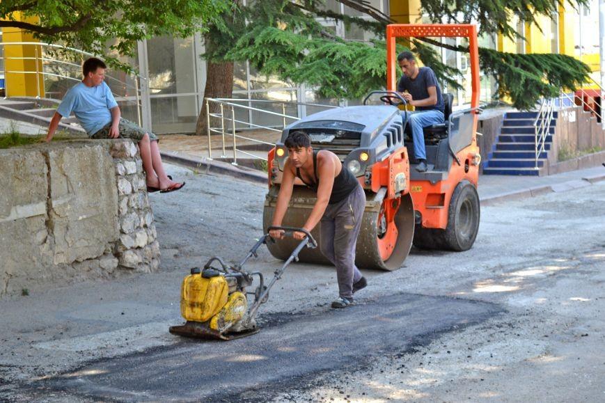 В Гаспре пройдут ямочные ремонты дорог — адреса