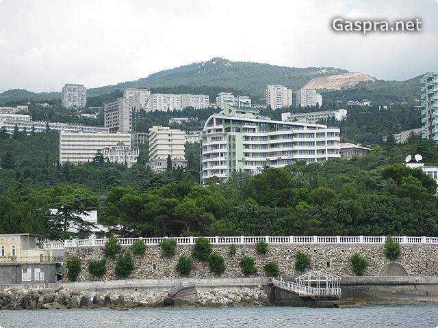 Crimea, Gaspra