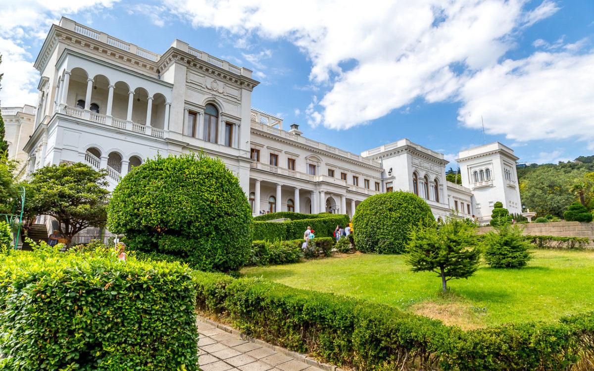 Бывали ли вы в Ливадийском дворце?