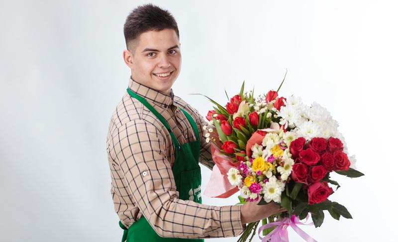 Доставка цветов в Киеве: компания Kvitochka гарантирует отличный сервис!