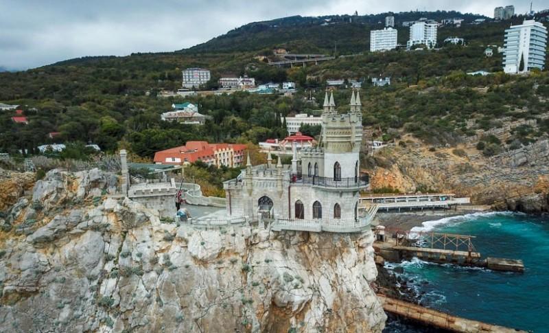 В Крыму после масштабной реставрации открывают Ласточкино гнездо
