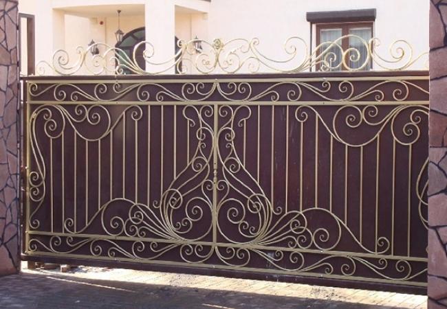 Виды и стоимость современных ворот