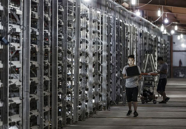 Криптовалюты и майнинг