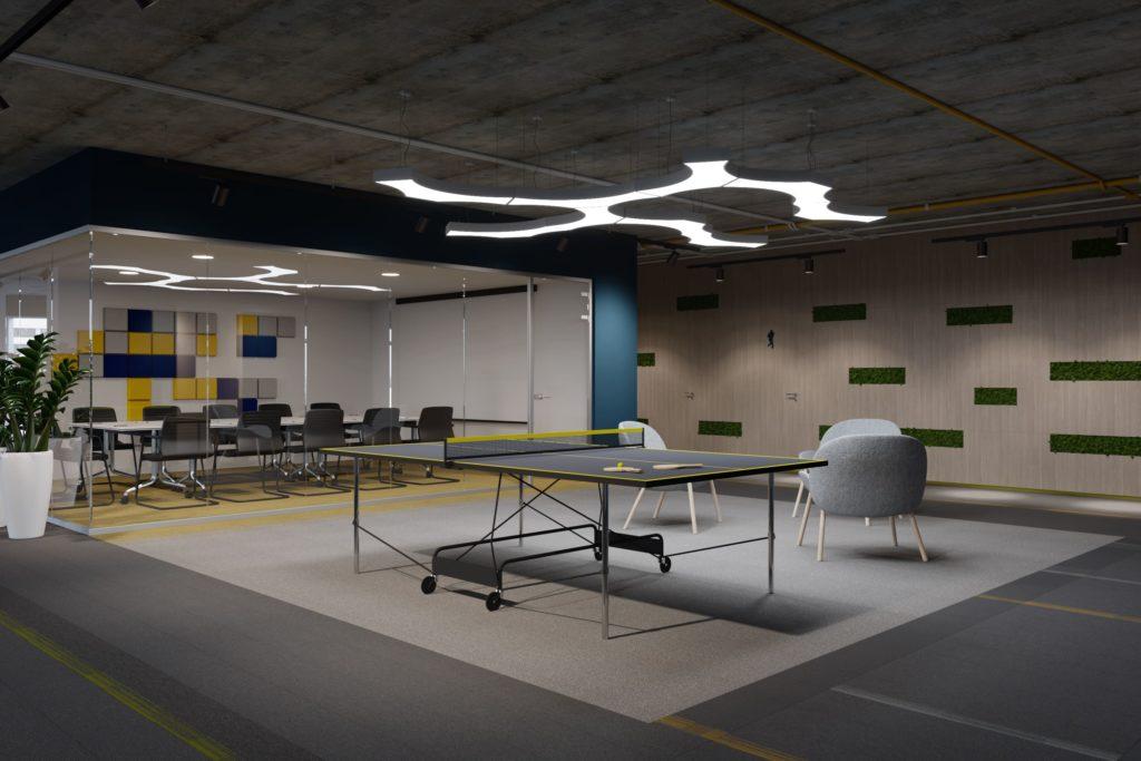 Как укрепить бренд с помощью дизайна интерьера входной зоны