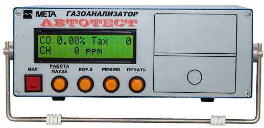 Газоанализаторы от ООО НПФ Инкрам