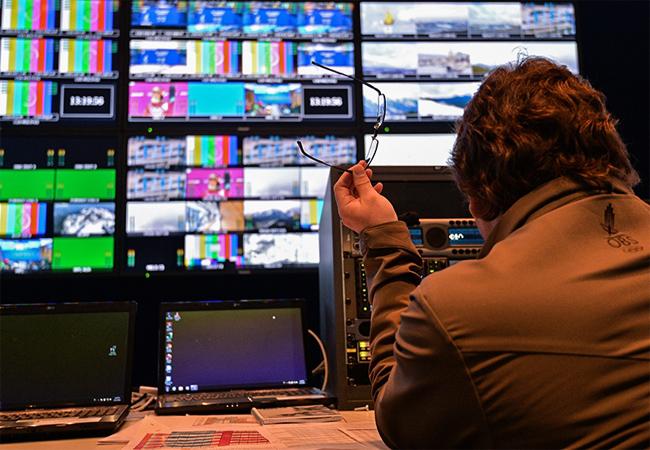 Организация онлайн-трансляций