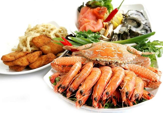 О доставке морепродуктов на дом, на дачу или в офис