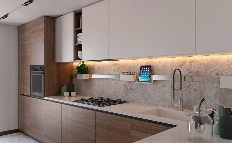 5 преимуществ современных кухонь