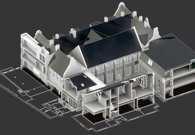 3D проектирование и визуализации