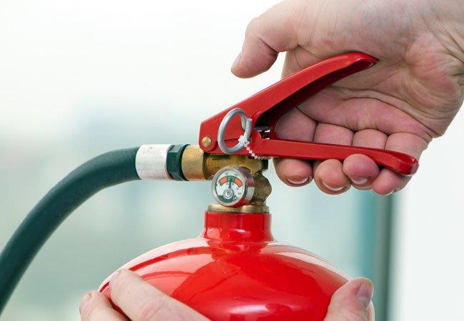 Аренда оборудования для получения пожарной лицензии МЧС в Уфе