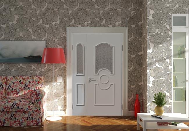 Межкомнатные двери. Создайте в доме атмосферу уюта и тепла