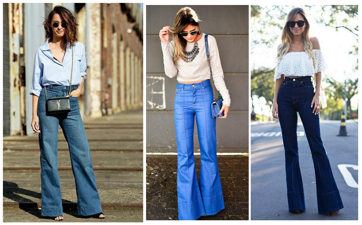 Выбор гармоничных джинсов
