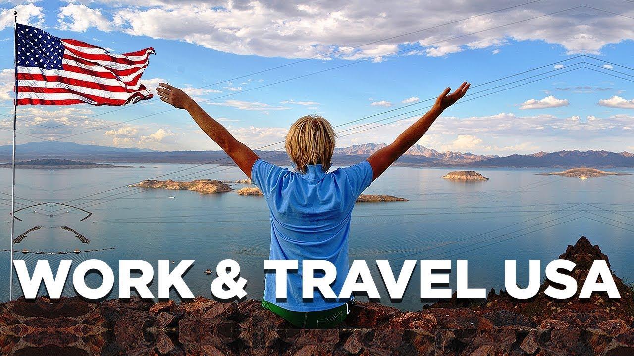 Work and Travel USA — летняя работам студентам в США