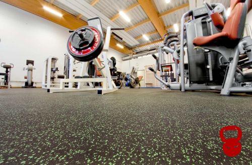 Основные разновидности напольных покрытий для спортзалов
