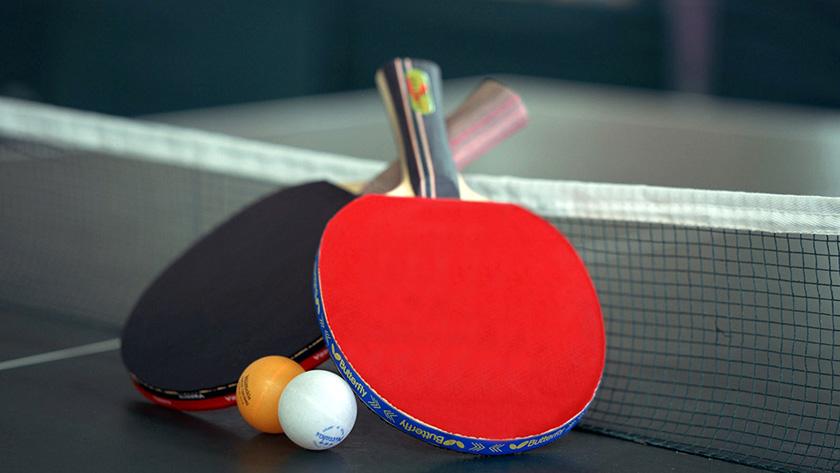 Играем в настольный теннис. Выбираем ракетку