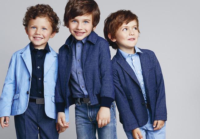 Стильная одежда для детей от ивановского производителя