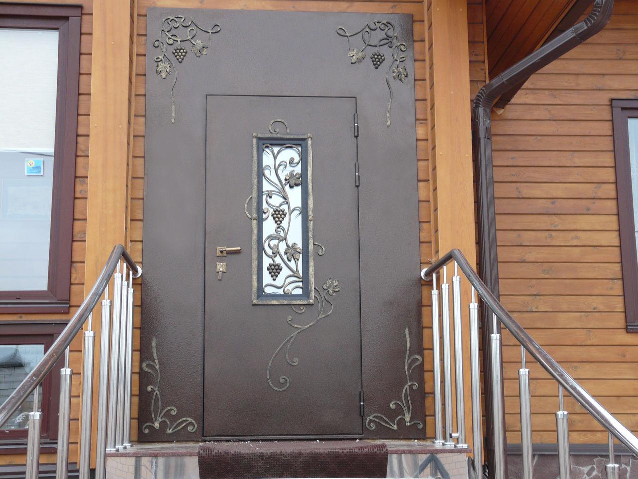 Бронированные двери от фабрики ВЛАСТ