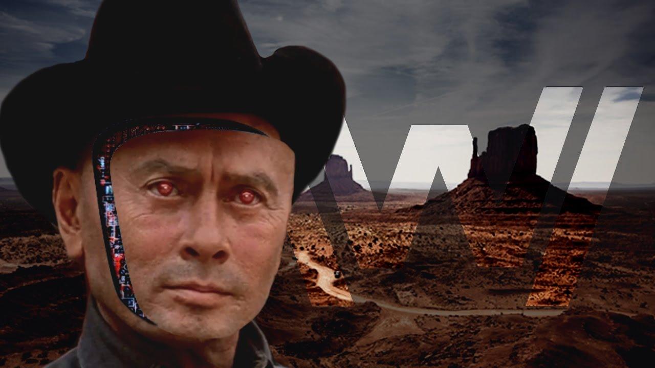 Что посмотреть на выходных? Может фильм Мир Дикого Запада?