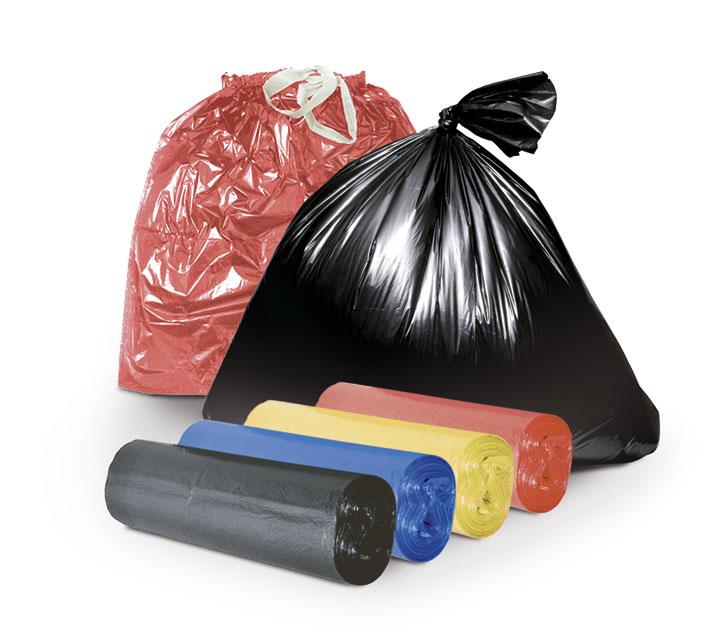 Мешки для мусора оптом в Ханты-Мансийске