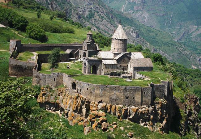 Туры в Армению, на Кавказ из Украины